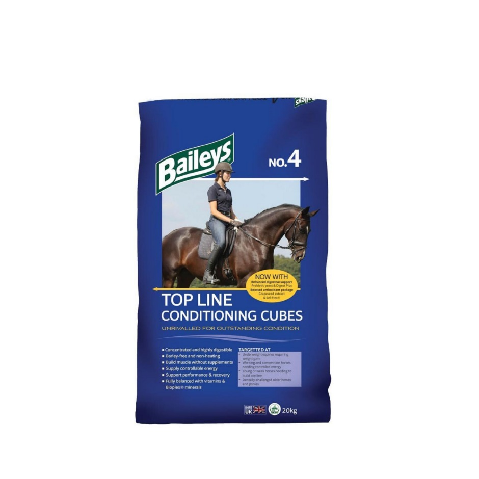 cec6df32340689 Baileys Top Line Cubes n°4 (20kg), Cérès, aliments pour chevaux ...