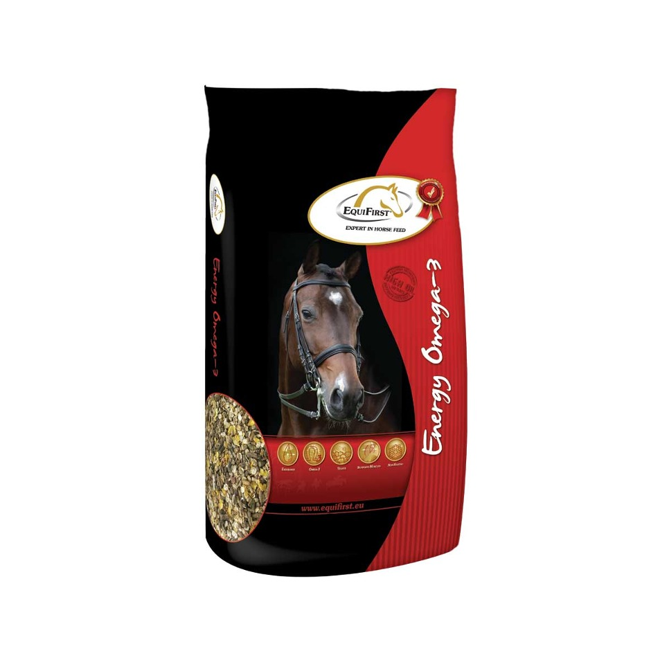 3941f9d1aa9f34 Equifirst Energy Omega 3 (20kg), Cérès, aliments pour chevaux ...